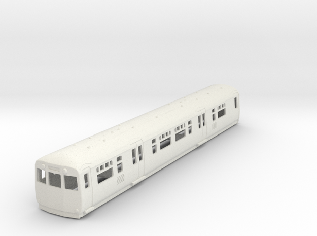 o-100-cl503-motor-brk-3rd-coach-1 in White Natural Versatile Plastic