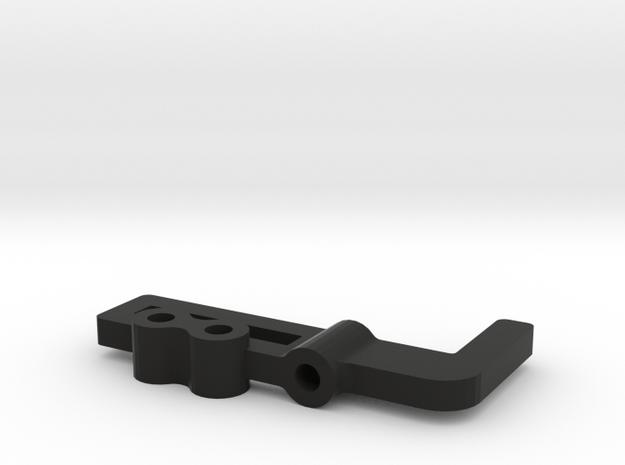 HPI Pro5 Battery Locator in Black Natural Versatile Plastic