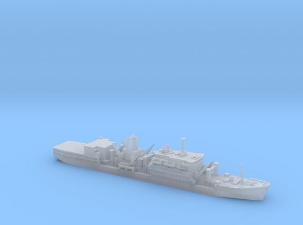 1/1800 RFA Fort Class in Frosted Ultra Detail