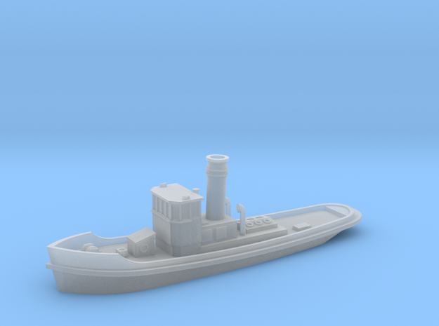 1:350 Harbor tug  in Smoothest Fine Detail Plastic