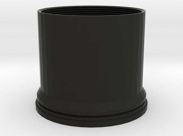 Shade Legacy thin in Black Natural Versatile Plastic