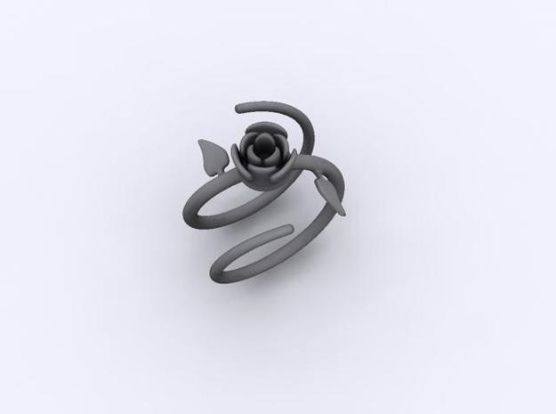 rose ring 3d printed Description