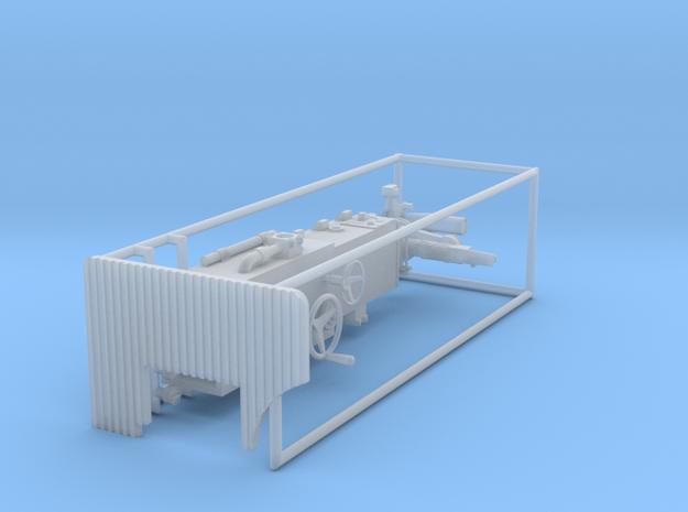 Torpedozielsäule Static Model 1 zu 35 in Frosted Ultra Detail