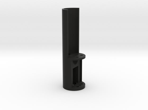Main Chassis Darth Sidious Saber Nano Biscotte v4 in Black Natural Versatile Plastic