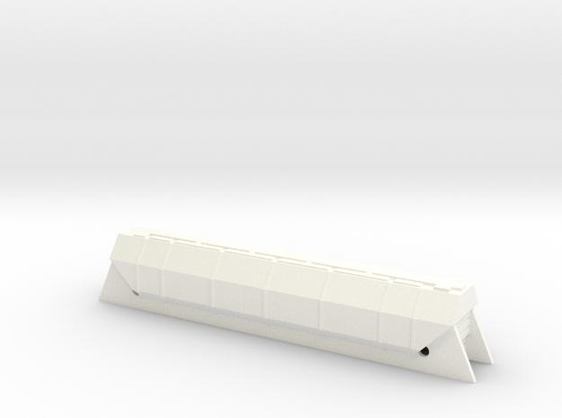 SBB Cargo Tagnpps Scale TT in White Processed Versatile Plastic