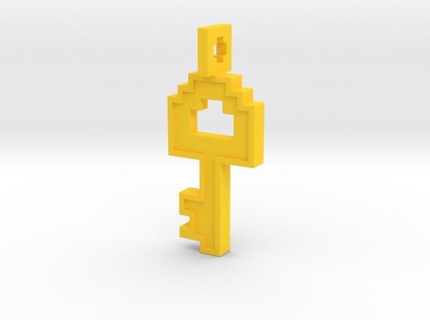8-bit Key Pendant