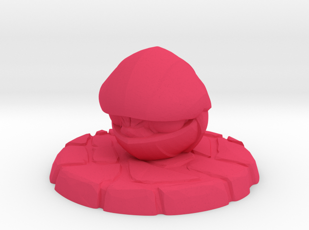 Pillthug, Ball in Pink Strong & Flexible Polished: Small