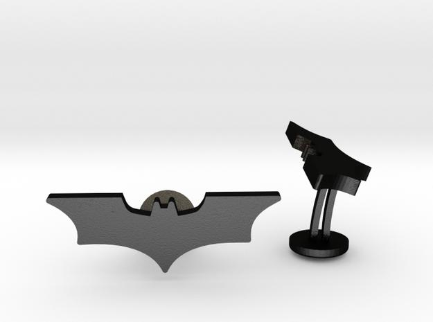 Batman Dark Knight Wedding Cufflinks