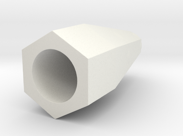 2.1mm to 1.5mm reducer in White Strong & Flexible