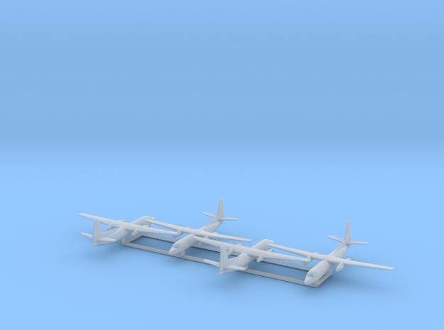 1/700 Fokker F.27 & F.50 x4 (FUD)