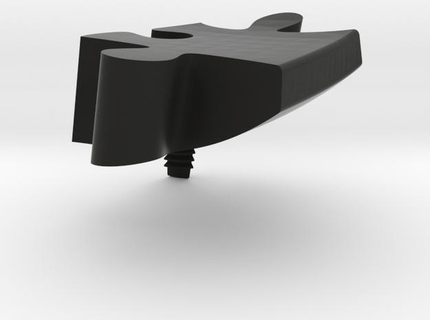 G3 - Makerchair in Black Natural Versatile Plastic