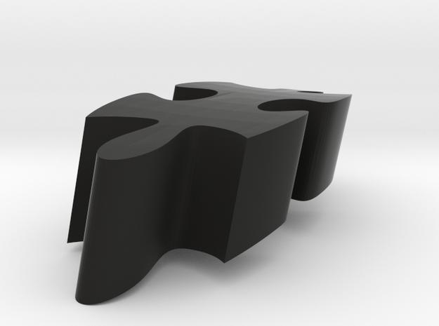 E9 - Makerchair in Black Natural Versatile Plastic