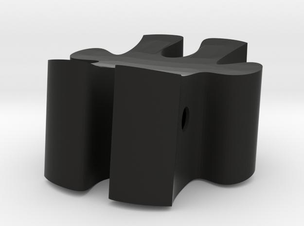 D5 - Makerchiar in Black Strong & Flexible