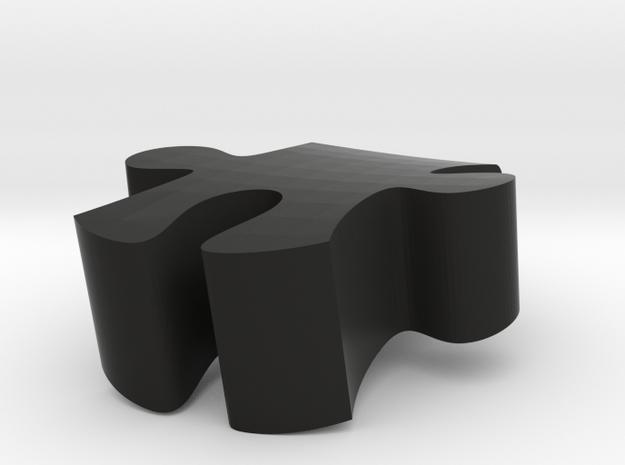 C10 - Makerchair in Black Strong & Flexible