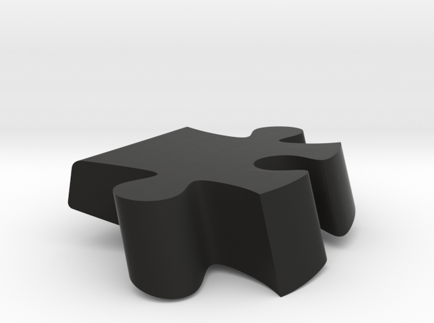 A7 - Makerchair in Black Natural Versatile Plastic