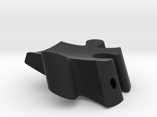 A5 - Makerchair in Black Natural Versatile Plastic