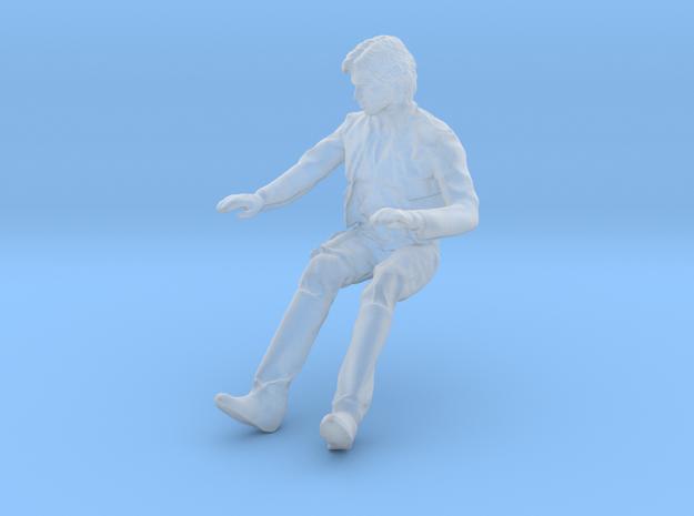 1/72 Scale Figure for Bandai Millennium Falcon in Smoothest Fine Detail Plastic