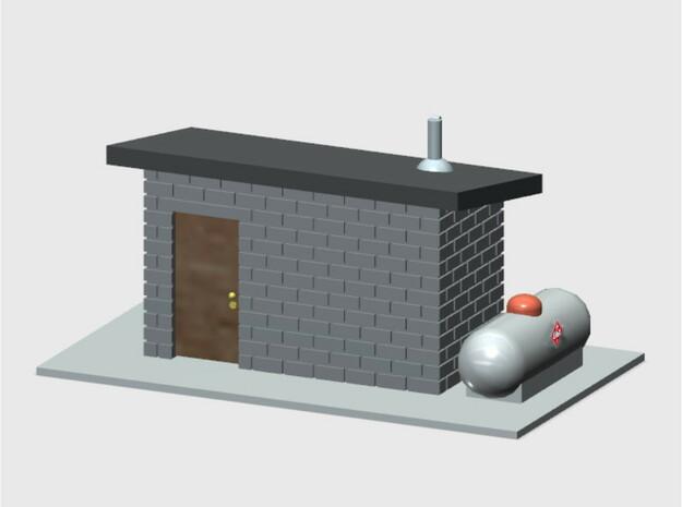 Generator Building