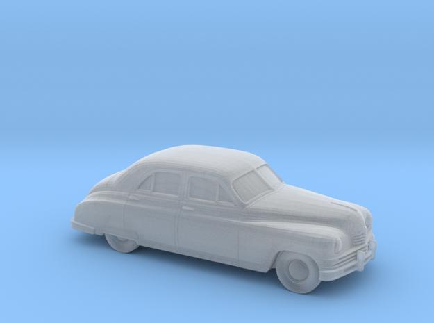 1/120 1X 1948-50 Packard Super Eight Series Sedan in Smooth Fine Detail Plastic