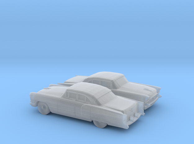 1/120 2X 1956 Packard Patrician in Smooth Fine Detail Plastic