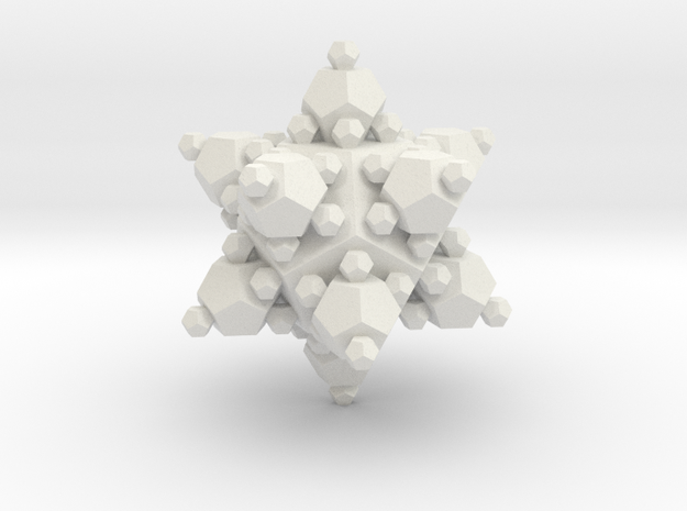 Small Dodecahedron approximated by dodecahedra