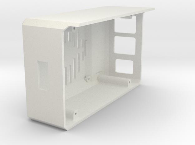 Apple //e System Saver - Base in White Strong & Flexible