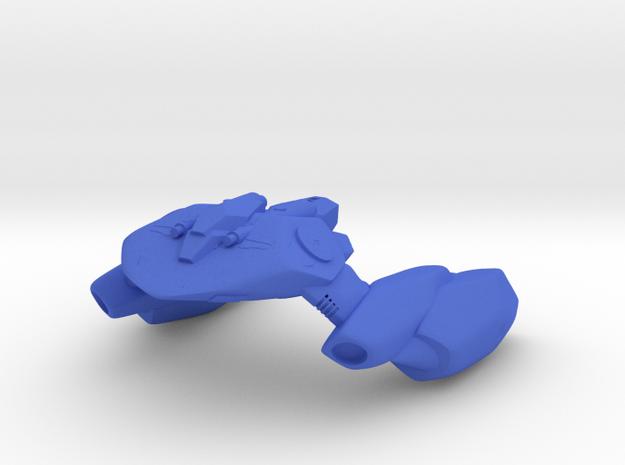 Hishen fighter in Blue Processed Versatile Plastic