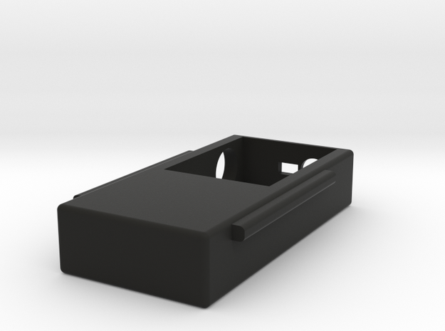 GoPro adapter for Osmo mobile in Black Natural Versatile Plastic