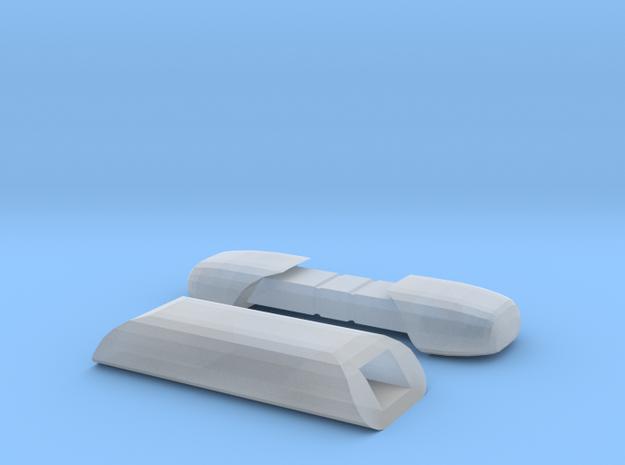 Dachbalken 4000 1100mm 1/43 in Smoothest Fine Detail Plastic