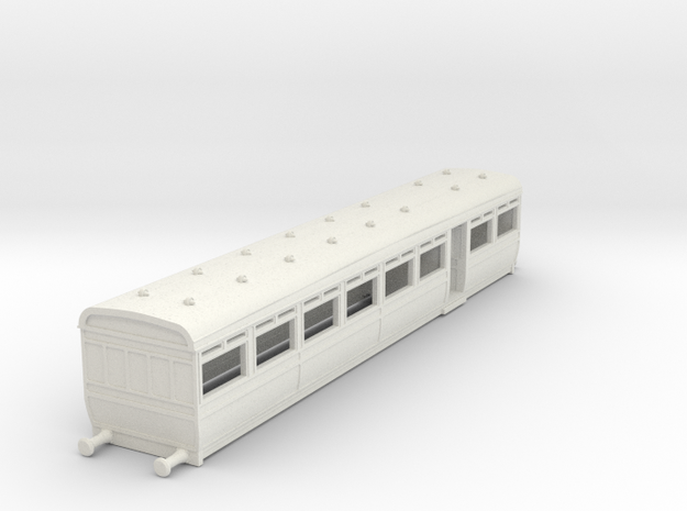 o-148-lswr-d25-trailer-coach-1 in White Strong & Flexible