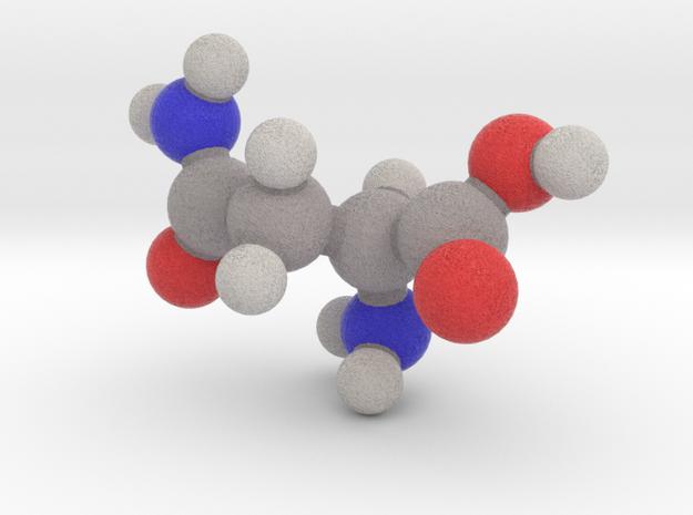 L-asparagine in Full Color Sandstone