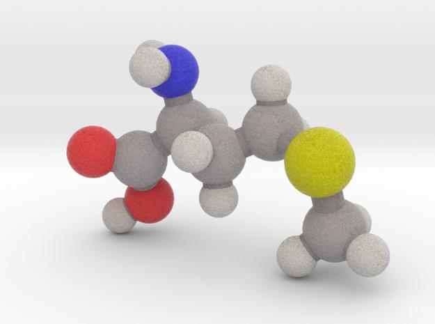L-methionine in Full Color Sandstone