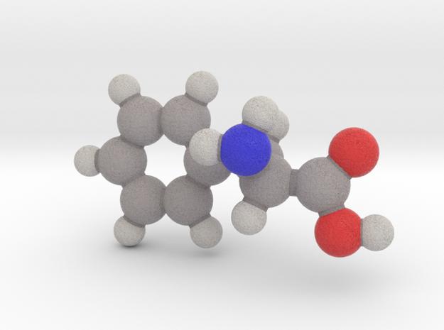 L-phenylalanine in Full Color Sandstone