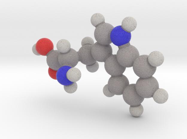 L-tryptophan in Full Color Sandstone