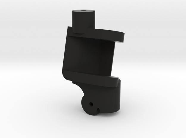 Traxxas Front Lowering Kit Neg15Deg Single RH in Black Natural Versatile Plastic