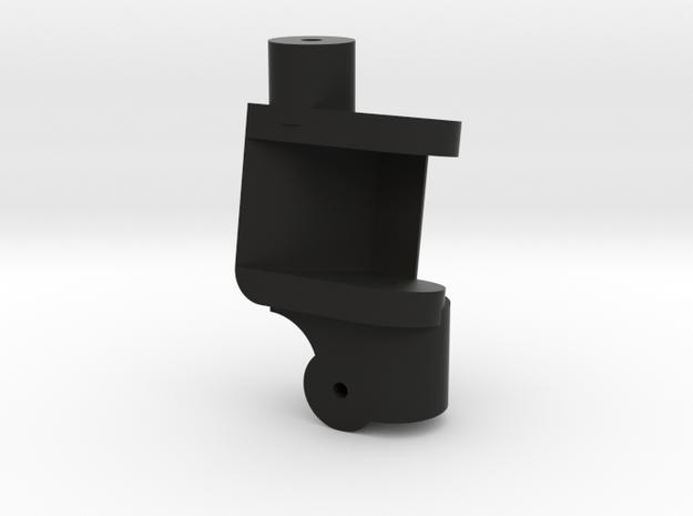 Traxxas Front Lowering Kit Neg10Deg Single RH in Black Natural Versatile Plastic