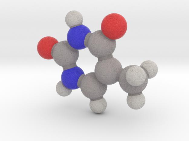thymine in Full Color Sandstone