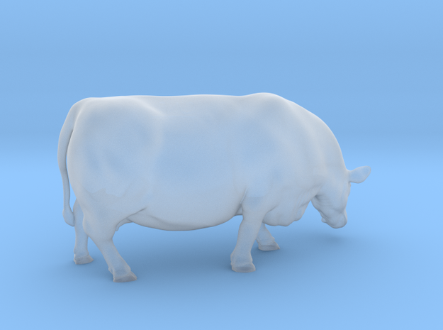 1/64 Polled Grazing Cow Left Turn in Frosted Ultra Detail