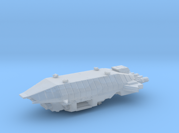 EA Chronos-Class Attack Frigate 25mm in Smooth Fine Detail Plastic