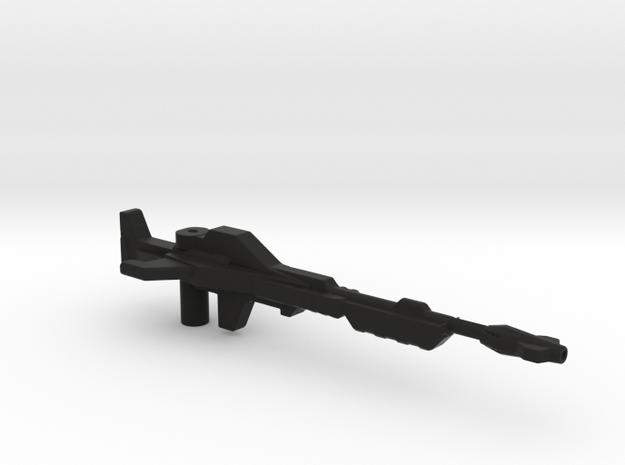 Photon Eliminator 5MM, Deluxe Scale in Black Natural Versatile Plastic