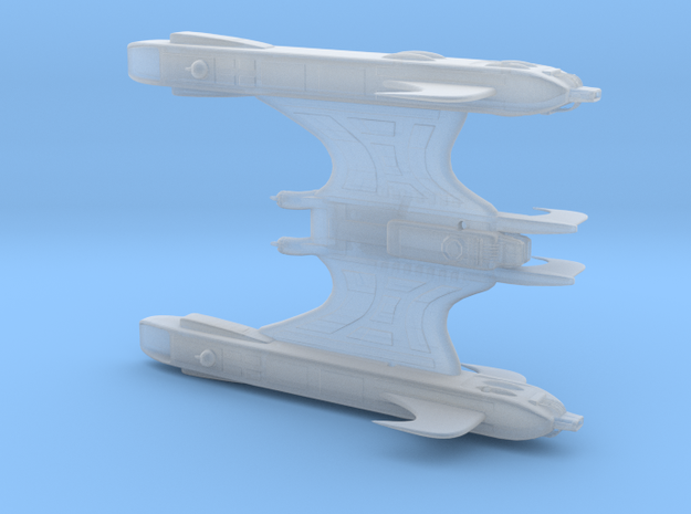 CR Balvarian-Class Carrier Full Thrust Scale in Smooth Fine Detail Plastic