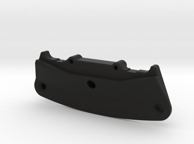 TC4 Bumper (STD) in Black Natural Versatile Plastic
