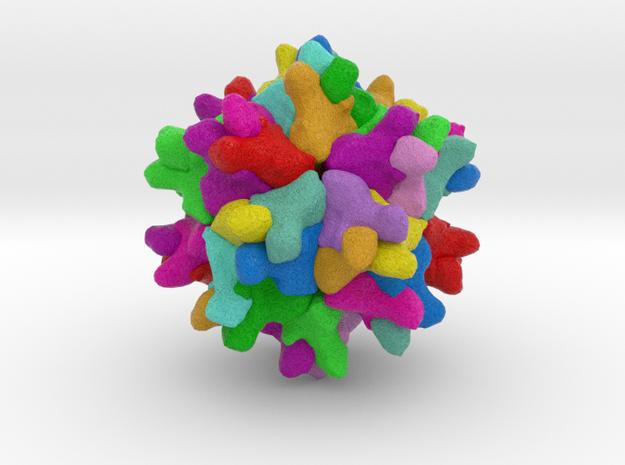Bursal Disease Viral Protein 2 in Full Color Sandstone