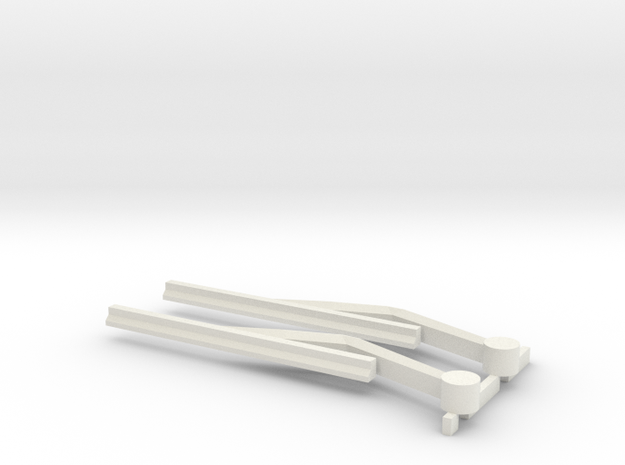 1/10 Scale Windshield Wiper for Axial Crawlers