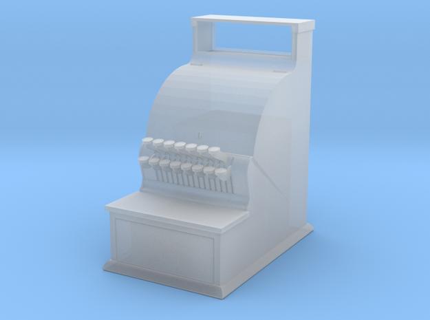 Cash register in Smoothest Fine Detail Plastic