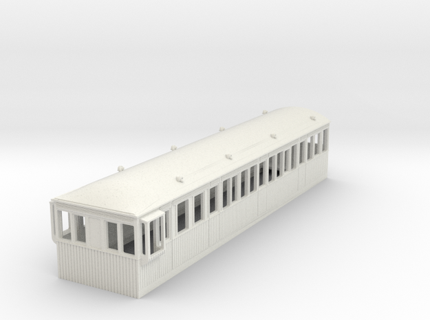 o-100-lor-40ft-motor-coach in White Natural Versatile Plastic