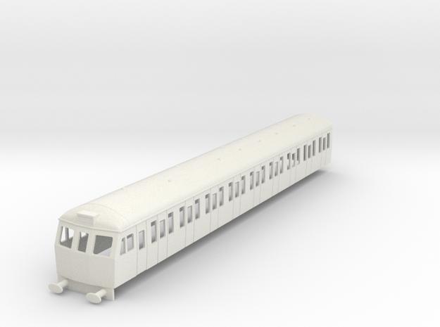 O-87-cl504-driver-trailer-coach in White Natural Versatile Plastic
