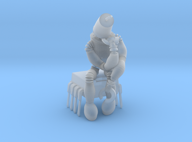 "boOpGame Shop - Auguste Rodin "" The Thinker "" in Frosted Ultra Detail"