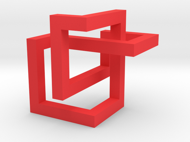 Knotcube  for puzzles