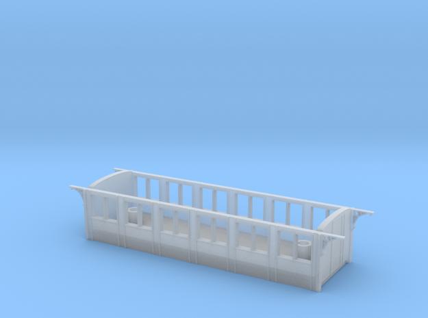 Sj C3a Moderniserad Korg 1/160 in Smoothest Fine Detail Plastic